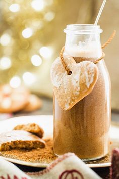Weihnachtliche Lebkuchenmilch   http://eatsmarter.de/rezepte/weihnachtliche-lebkuchenmilch