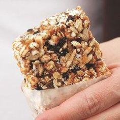 Almond-Honey Power Bar - EatingWell.com