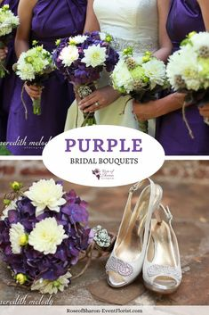 Bridal purple bouquets and boutonnieres we used textured scabiosa pods, dahlias, dahlia buds, curly wooden vines to create the woodland feel. For the ceremony and reception, we used winding branches, green moss, trailing seeded eucalyptus and vases made from wooden limbs Florals by Rose of Sharon Floral Design Studio in Fayetteville, Arkansas Venue Pratt Place Barn Photographer Meredith Melody Bridesmaid Bouquet, Bridesmaids, Scabiosa Pods, Fayetteville Arkansas, Purple Bouquets, Seeded Eucalyptus, Rose Of Sharon, Woodland Wedding, Boutonnieres