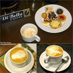 Be among the first to enjoy premium cups of Di Bella Coffee at all The Coffee Beanery and Cravings outlets including Epicurious, Wicked, Lombardi's and The Blackboard.