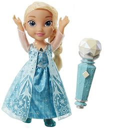 New Disney Frozen Sing Along Elsa Doll will be a hot Christmas toys for With Sing-A-Long with Elsa, your child can create the perfect duet with Elsa. Frozen Disney, Muñeca Elsa Frozen, Frozen Sing, Disney Frost, Top Christmas Gifts, Christmas Toys, Christmas 2015, Christmas Ideas, Xmas 2015