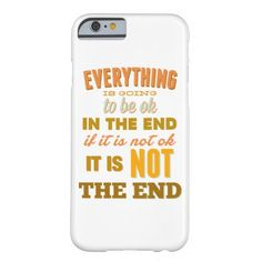 Everything Vintage Typography iPhone 6 Case