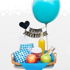 Desayunos sorpresa en Armenia a domicilio | Adoomicilio.com La Lupe, 9th Birthday, Armenia, Projects To Try, Bouquet, Packing, Box, Gifts, Smile