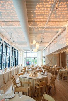 Greenhouse Lofts // chicago wedding venue, chicago wedding, loft wedding, green wedding