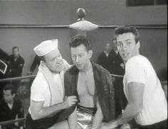 1955: Jonesy in 'Francis in the Navy.'