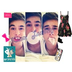 """""""Kian Lawley <3"""" by shes-a-janoskian on Polyvore"""