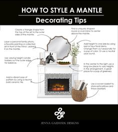 How to Decorate your Fireplace Mantle & Builtins Source by jennagaidusekdesigns More from my siteFarmhouse Mantle Decor Farmhouse Mantel Decor With Farmhouse Mantle Decor Best R…Fall Mantle Decorating Ideas Decorating Tips, Decorating Your Home, Decorating A Mantle, Mantel Styling, Decoraciones Ramadan, Vintage Inspiriert, Farmhouse Rugs, Vintage Farmhouse, Farmhouse Style