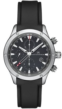 Watches, handmade in Sweden Breitling, Chronograph, Sweden, Watches, Bracelets, Handmade, Accessories, Hand Made, Wristwatches