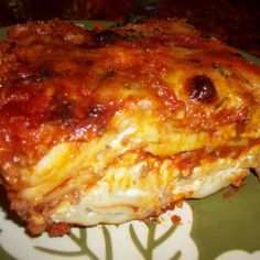 Ravioli Lasagna - My Way
