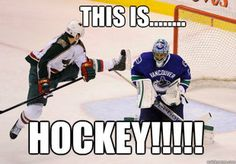 Hockey memes Bing Images - Funny Sports - - Hockey memes Bing Images The post Hockey memes Bing Images appeared first on Gag Dad. Blackhawks Hockey, Hockey Goalie, Hockey Players, Caps Hockey, Hockey Tournaments, Hockey Girls, Hockey Mom, Hockey Stuff, Vancouver Canucks