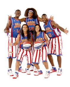 """March 16, 2013: Harlem Globetrotters """"You Write the Rules"""" World Tour at Philips Arena in Atlanta, Georgia."""