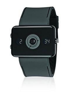 de.buyvip.com  Gehäusematerial: Edelstahl. Armbandmaterial: Leder. Anzeige: Analog-Digital.