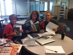 """Thank you Alyssa H. @ABEducational for this tweet on our Twitter page. Love the photo!   Overheard...#TextConnections from Benchmark Education """"is very grabby & engaging. So excited 2 put my hands on these books""""  #BenchmarkEducation"""