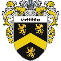 Griffiths' Cote of Arms