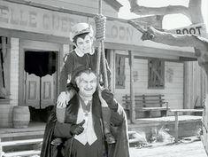 Eddie and Grandpa (The Munsters) Herman Munster, The Munsters