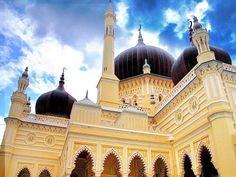 مسجد الزهراء، ماليزيا. Zahra Masjid, Malaysia.