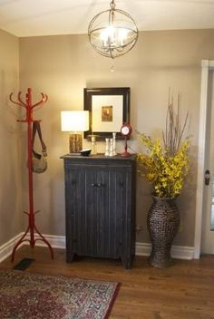 Perfect Greige by Sherwin Williams - paint color by mildred