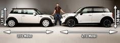 The German magazine Auto Bild had chance to get the latest Hatchback in a studio with the. New Mini Countryman, Cooper Countryman, Mini Cooper Hardtop, Car Design Sketch, Expensive Cars, Classic Mini, Dream Cars, Mini Coopers, Minis