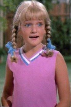 Cindy Brady Blonde Moments Child Actresses The Brady Bunch