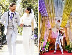 couple-wedding-around-the-world-travel-cheetah-rhiann-29 | From Spain to India