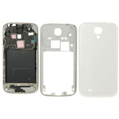 Full Housing Faceplate Cover Replacement for Samsung Galaxy S4 / i337
