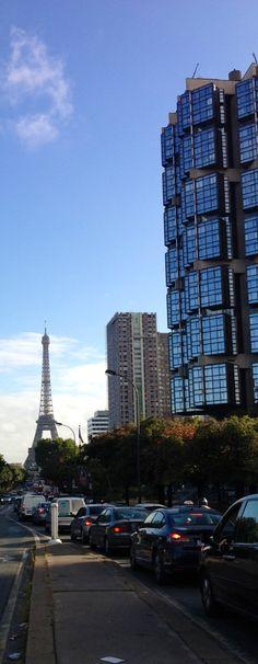 Eiffel bouchons