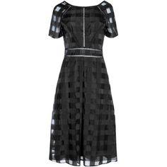 For the Temperley London 'Templeton' Black Dress