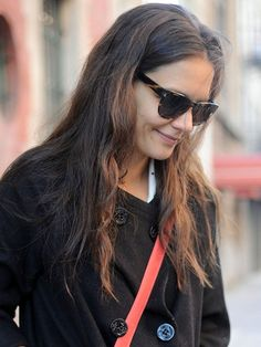Katie Holmes ocasionales Cortes de pelo largo para el cabello fino //  #cabello #Cortes #fino #Holmes #Katie #largo #ocasionales #para #pelo