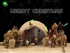 Fandomestic: Geeky Nativity Scenes- Doctor Who to Iron Man to Star Wars