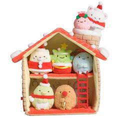 Christmas time Sumikko Gurashi.