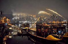 O típico São João no Porto, que decorre na noite de 23 para 24 de Junho, é uma festa popular, em celebração do São João Batista. Esta é uma...