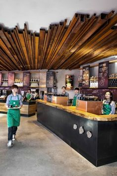 Starbucks Unveils Two Iconic Flagship Stores in China | Starbucks Newsroom: