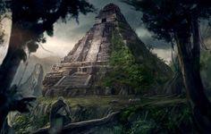 Deux anciennes cités mayas ont été découvertes en dessous de la jungle au Mexique