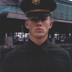 channing tatum. One word- jawline