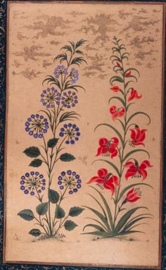 Textile Prints, Textiles, Blue Carnations, Ancient Indian Art, Mughal Paintings, Desert Dream, Indian Architecture, Boat Painting, Indian Prints