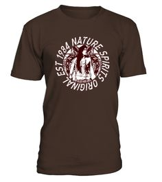 """# Nature Spirits 1984 Limited T-Shirt .  Special Offer, not available anywhere else!   The Original Nature Spirits 1984 Premium T-Shirt    Special Colour       Buy yours now before it is too late!      Secured payment via Visa / Mastercard / Amex / PayPal / iDeal      How to place an order            Choose the model from the drop-down menu      Click on """"Buy it now""""      Choose the size and the quantity      Add your delivery address and bank details      And that's it!"""
