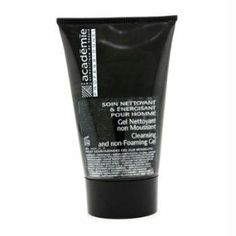 100mili/3.4 ounce Men Cleansing & Non-Foaming Gel (Salon Product) by Academie. $30.33