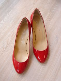 red shoes PAO Kyoto