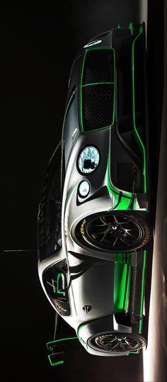 (°!°) Bentley Continental GT3 Racecar