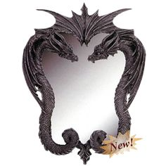 Two Dragon Mirror