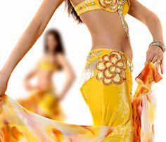 7 Core Moves That Are More Fun Than Situps // belly dancers © Thinkstock