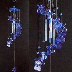 Wind chimes on Pinterest | Shell Wind Chimes, Crystals and ...