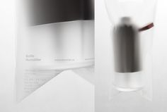 Bottle humidifier by cloudandco, via Behance