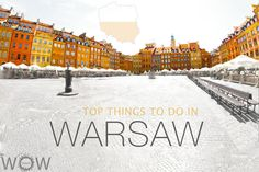 Top Things To Do In Warsaw  - http://www.wowtravel.me/top-9-things-to-do-in-warsaw/ @wowtravelme