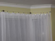 Product Review Ikea Dignitet Wire Curtain Rods