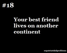 A lot of them, but not all of them. Although all of my friends live too far to drive away.