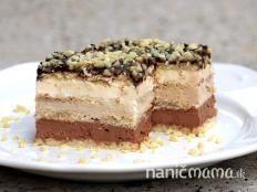 mascarpone, recepty | Naničmama.sk Tiramisu, Ethnic Recipes, Food, Mascarpone, Meal, Essen, Hoods, Tiramisu Cake, Meals