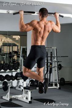 Get Ripped Pull Ups Workout