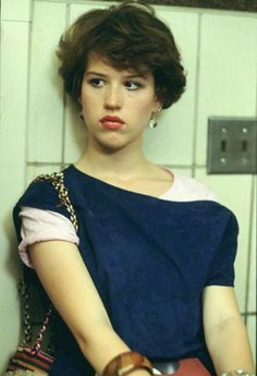"Molly Ringwald (born: February 18, 1968, Roseville, CA, USA) is an American actress, singer, dancer and author. Her first major role was in The Facts Of Life before making her motion picture debut in the independent film Tempest that earned her a Golden Globe nomination. She appeared in ""Sixteen Candles"" (1984), ""The Breakfast Club"" (1985) and ""Pretty In Pink"" (1986). She became a teen icon. She later starred in The Pick-up Artist (1987) and For Keeps (1988)."