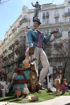 Valencia! Fallas 2014 (Spring Festival)